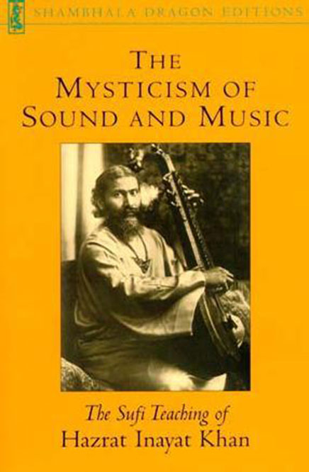 "Book: ""The Mysticism of Sound and Music"""