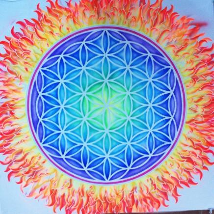 Symbolism focus: The Flower of Life