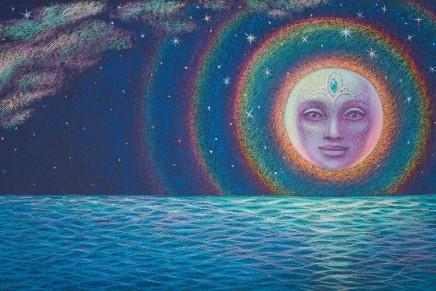 Full 'super' moon in Scorpio – April 26th / 27th