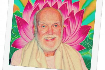 Honouring Ram Dass