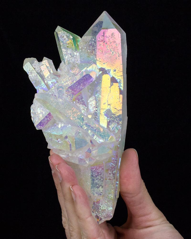 Metal Conductor Crystal Focus - Angel ...