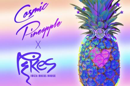 Cosmic Pineapple at Pikes, Ibiza Rocks House
