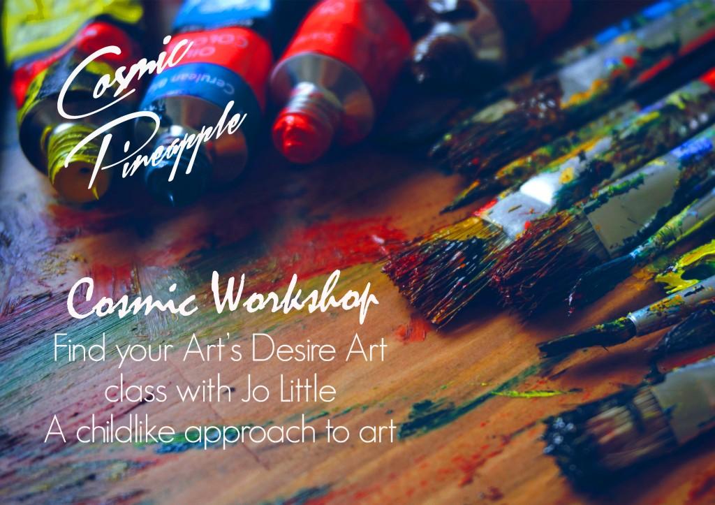 Art Workshop Cosmic