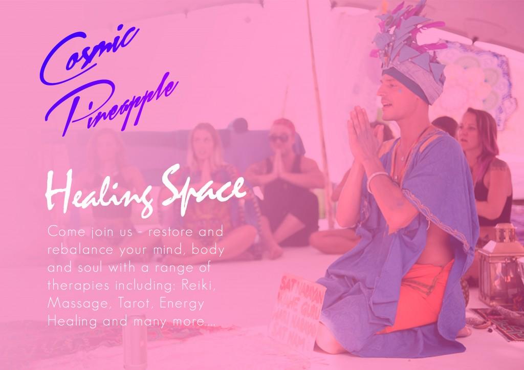 Cosmic Pineapple Healing Center