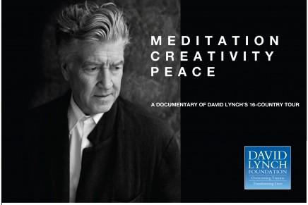 Watch: David Lynch 'Meditation, Creativity, Peace documentary