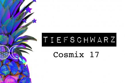 Cosmix 17 – Tiefschwarz