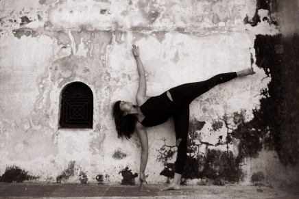 Why I do yoga – by Teresa Moninger