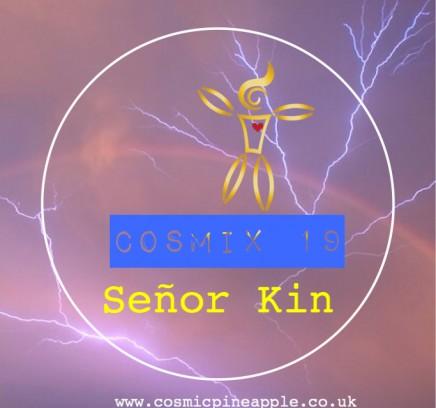 Cosmix 19 – Señor Kin
