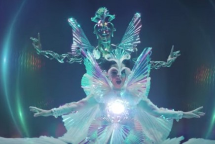 Bjork shares beautiful cosmic video for her new single 'The Gate'