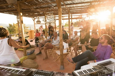 'A conscious approach to dance music' presented by Katie Otro