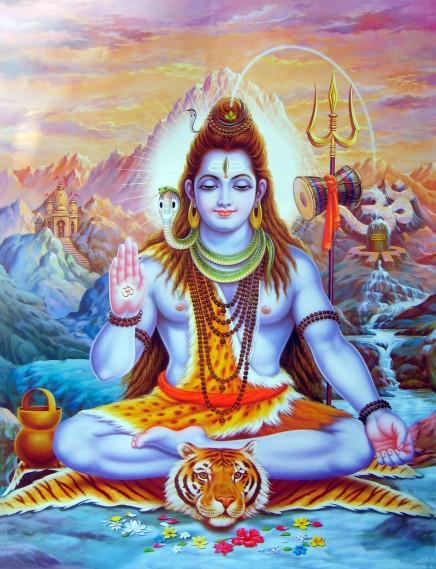 Mantra focus: Om Namah Shivaya