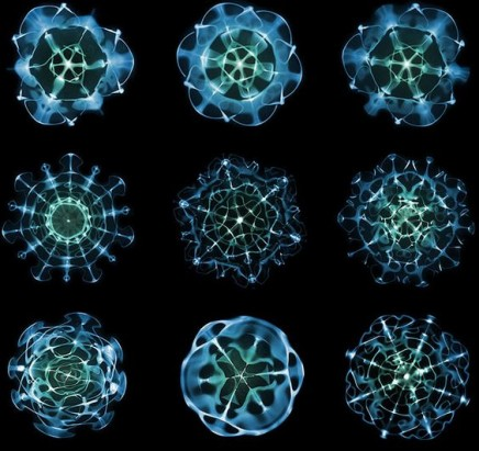 Cymatics: The dance of life