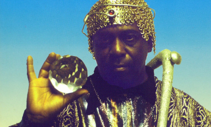 The Interstellar Style of Sun Ra