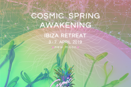 Cosmic Pineapple Retreat – April 3 – 7 – Spring New Moon – Cosmic New Beginnings