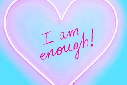 """I Am Enough!"""