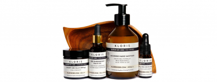 KLORIS CBD products – Let Nature Love You