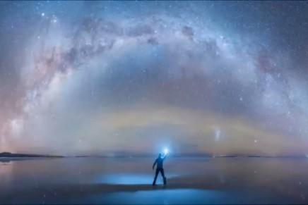 Listen: Tom Kenyon Spatial Cognizance Sound Meditation