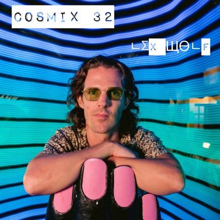 Cosmix 32 – ᄂΣX ЩӨᄂF