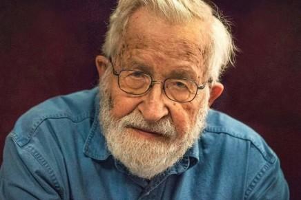Noam Chomsky – top ten list of media manipulation strategies